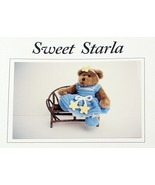 Crochet Pattern SWEET STARLA Darling Dress Outfit JAO Patt - $3.99