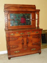 Arts and Crafts Hutch Buffet - $1,310.10