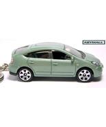 RARE Porte Cle Toyota Prius Hybrid vert Fashion NEW Keychain - $24.98