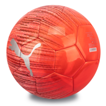 Puma Trace Training Ball Soccer Football Orange 08349902 Size 5 - $45.99