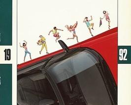 1992 Mercury CAPRI sales brochure catalog US 92 XR2 - $9.00