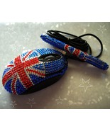 Jeweled Mouse Patriotic Jeweled British Flag Re... - $17.99