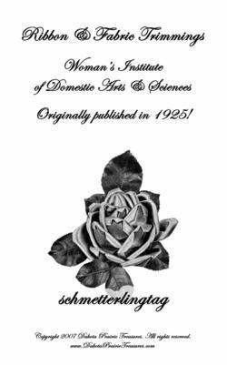 1925 Millinery Book Make Flapper Era Hats Dress Flowers Hats DIY Milliner Guide