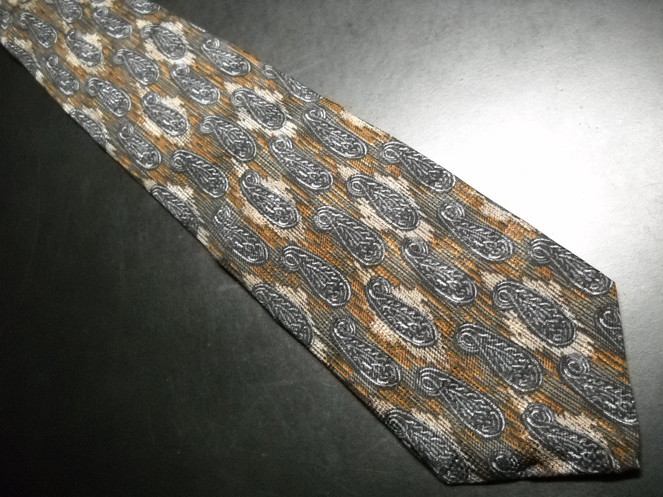 Tie status quo browns and grays 02