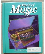 World of Music, Grade 6, Silver Burdett & Ginn, Homeschool Music Book - $8.00