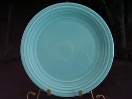 Vintage Fiestaware Turquoise Lunch Plate Fiesta  F - $12.00