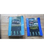 1989 Oldsmobile Cutlass Ciera & Cruiser Service Manual and Separate Supp... - $18.69