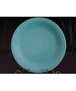 Vintage Fiestaware Turquoise Lunch Plate Fiesta  C - $12.00
