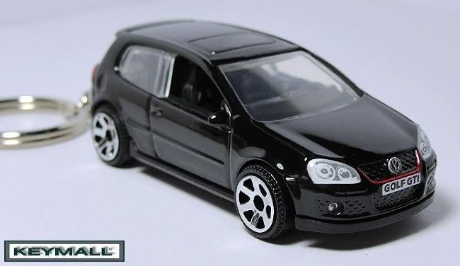 keychain vw volkswagen golf gti v black key chain porte cle volkswagen. Black Bedroom Furniture Sets. Home Design Ideas