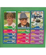 1989 Score Dallas Cowboys Football Set W/Traded - $50.00