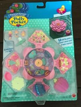 Vintage Polly Pocket Fountain Fantasy Waterlily Playset NEW & SEALED 199... - $178.19