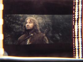 Lord of the Rings 35mm film cell transparency LOTR Slide 16 - $5.00
