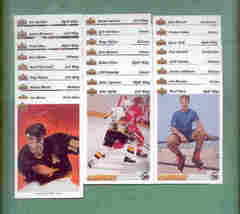 1991/92 Upper Deck Vancouver Canucks Hockey Team Set - $3.00