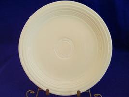Vintage Fiestaware Ivory Lunch Plate Fiesta  C - $16.00