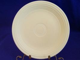 Vintage Fiestaware Ivory Lunch Plate Fiesta  B - $16.00