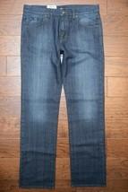 Hugo Boss Men's Kansas Regular Fit 100% Cotton Navy Blue Denim Jeans W34... - $76.22