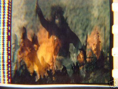 Lord of the Rings 35mm film cell transparency LOTR Slide 23