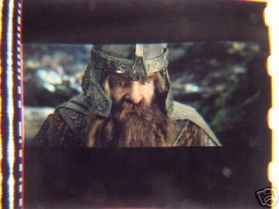 Lord of the Rings 35mm film cell transparency LOTR Slide 25
