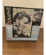 Elvis Presley Puzzle Made From Quotes 1000 Pcs Plus Wall Poster Quote O ... - $24.95