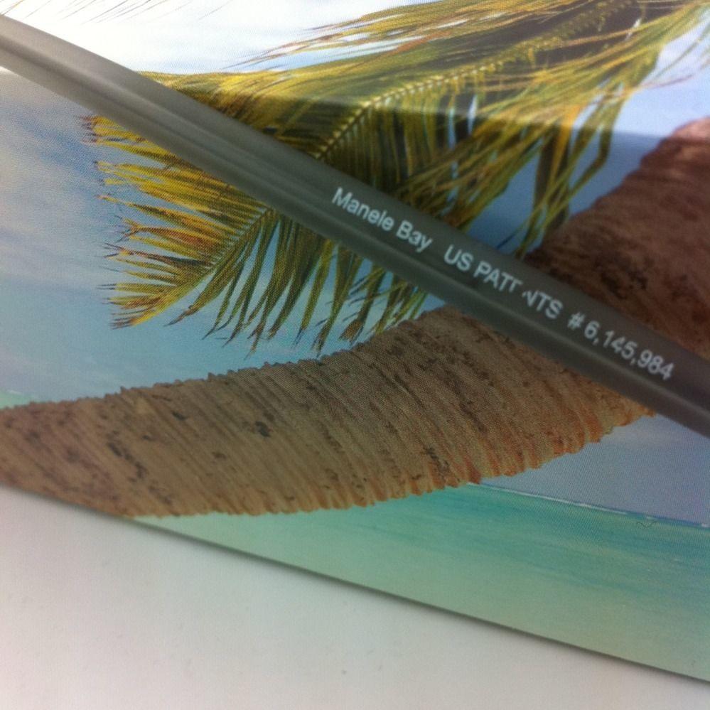 Nuovo Maui Jim Occhiali da Sole Manele Baia Mj 224-17 57-18 Grigio Scuro W /