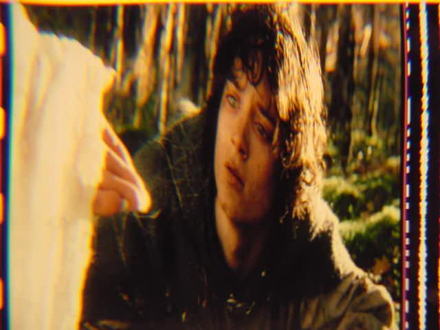 Lord of the Rings 35mm film cell transparency LOTR Slide 18