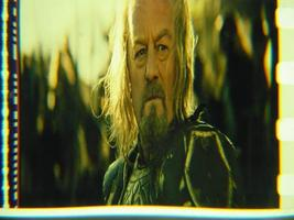 Lord of the Rings 35mm film cell transparency LOTR Slide 8 - $8.00