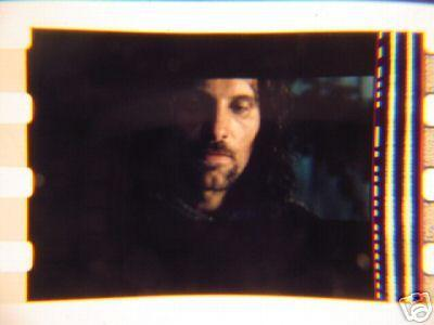 Lord of the Rings 35mm film cell transparency Viggo Slide 5