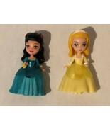 Disney Junior Sofia the First Friends Lot of 2 Figures 2012 Mattel Amber... - $4.99