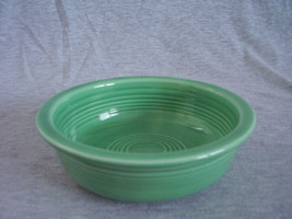Vintage Fiestaware Original Green Fruit Bowl Fi... - $14.40