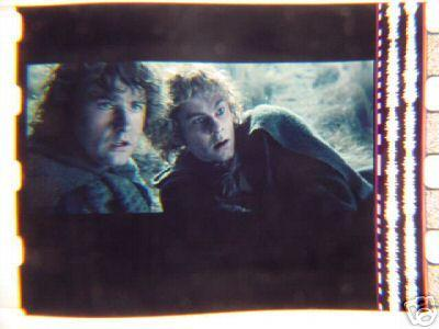 Lord of the Rings 35mm film cell transparency LOTR Slide 10