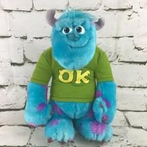 Disney Pixar Monsters University Sully My Scare Pal Talking Plush Toy - $19.79