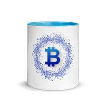 Bitcoin Color Mug B - $15.00