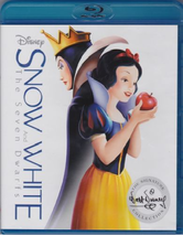 Disney Snow White (Blu-ray/DVD, 2015, 2-Disc Set, Signature Collection)