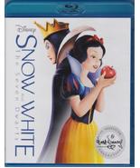Disney Snow White (Blu-ray/DVD, 2015, 2-Disc Set, Signature Collection) - $12.95