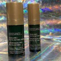Biossance Squalane + Phyto Retinol Serum (1x 10mL & 1x 4mL)