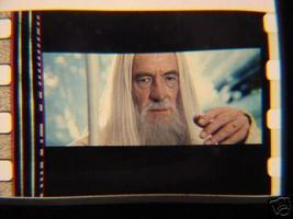 Lord of the Rings 35mm film cell transparency LOTR 2 - $10.00