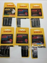 SINGER Sewing Machine Needles Style 2020 and Style 2045 Mixed Lot of 13 ... - $10.30