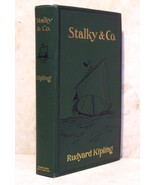 "Kipling, Rudyard ""STALKY & CO"",1899, Illustrate... - $30.00"