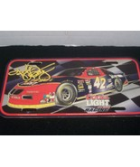 LICENSE PLATE #42 KYLE PETTY 1996  COORS LIGHT SILVER BULLE - $7.00