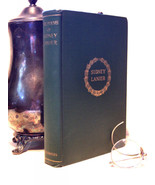 "Lanier, Sydney ""Poems of Sidney Lanier"",1922, V... - $18.00"