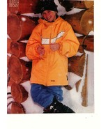 Aaron Carter teen magazine pinup clipping 90's Life Story snow Colorado - $5.00