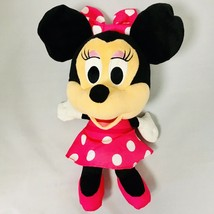 "Fisher Price 2013 Minnie Mouse 12"" Plush Soft Toy Stuffed Animal - $10.40"
