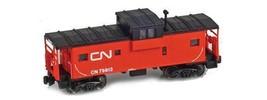 AZL 921009-2 Z Scale Wide Vision Caboose CN - $61.95
