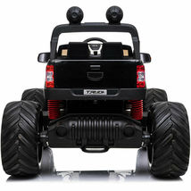 Ride On MotoTec Monster Truck 4x4 12v Parents Remote Control Kids 3 to 8 y.o. image 4