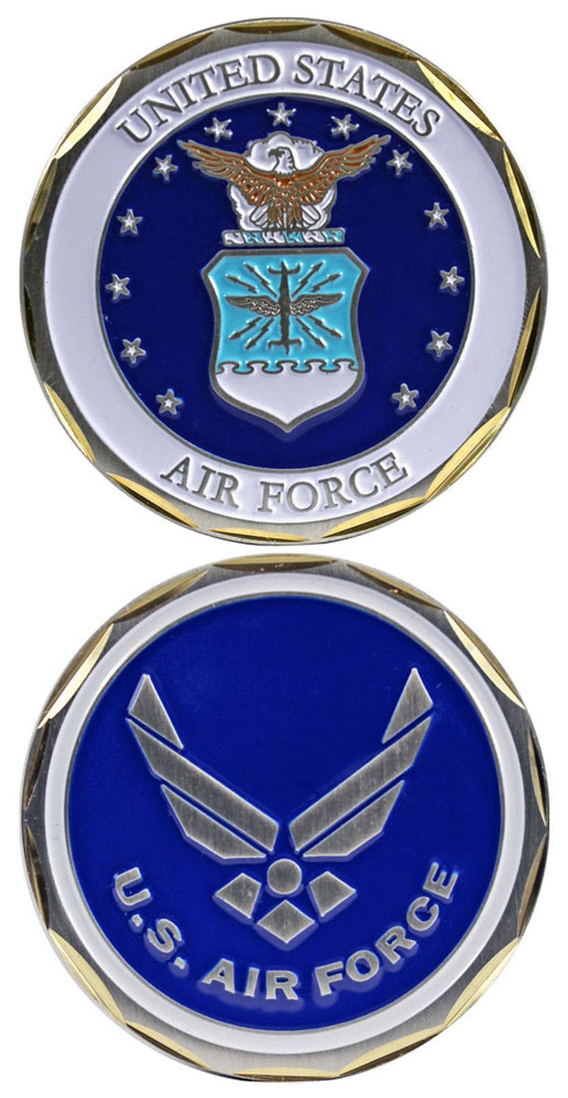 New Us Air Force Seal Hap Arnold Logo And Similar Items