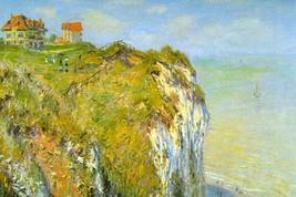 Cliffs by Claude Monet - Art Print - $19.99+