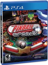 The Pinball Arcade - PlayStation 4 [video game] - $53.50