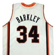 Charles Barkley College Basketball Jersey Sewn White Any Size image 2
