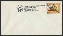 "Asheville Comic Book Festival Nov 25, 1995, ""The Yellow Kid"" - $1.00"