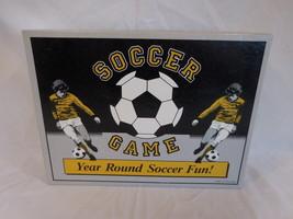 SOCCER GAME Year Round Soccer Fun 1988 R&R Associates Vintage - $23.02